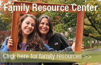 family resource sidebar ad